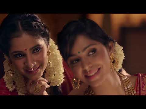 Auraa Model Priyanka for Thangam Jewellery