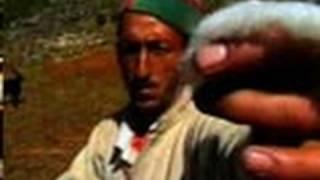 Making Woollen Thread, Uttarakhand