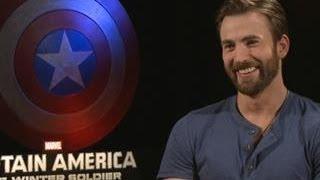 Captain Small Ass? Chris Reveals Silly Set Nicknames