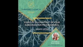 The Power Of Belief   Bruce Lipton