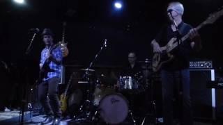 "#3/11 John Frick Band ""Parchman Farm' (John Mayall) 29 juli 2017 @ Bluescafe Apeldoorn Netherlands"