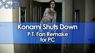 Konami Shuts Down P.T. Fan Remake for PC