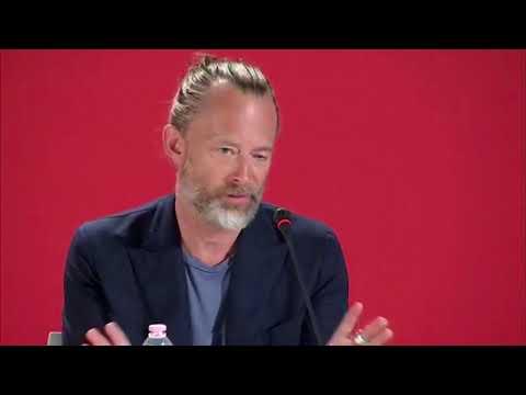 Thom Yorke - suspiria interview