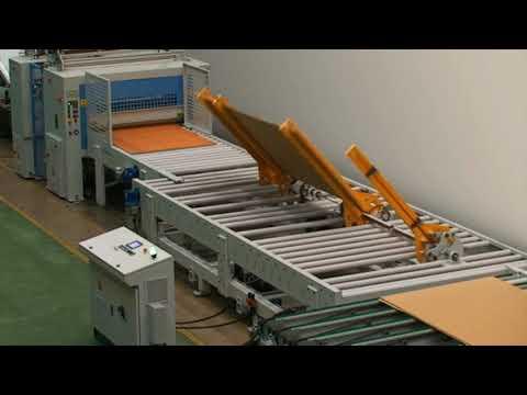 EN-PUR-2-1400 Flat Lamination Machine
