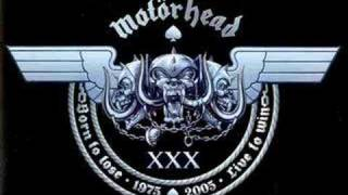 Motorhead   Born To Raise Hell