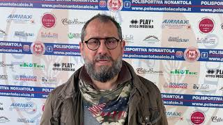 Dilettanti - Seconda Categoria - Nonantola, intervista al presidente Fabrizio Fiorini