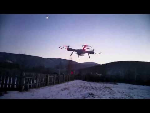 Квадрокоптер Syma X5C - обзор и модернизация дрона