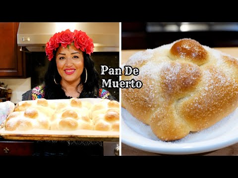 Pan de Muerto | Mexican Day of the Dead Bread
