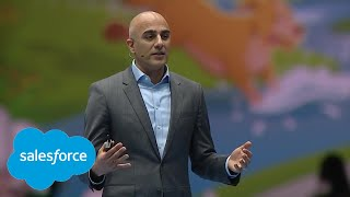 Salesforce Connections 2018 Keynote – Ch. 4: U.S. Bank Is A Trailblazer