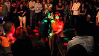 Jen Jen Salsa and Joseph @ Dancing with the Stars !