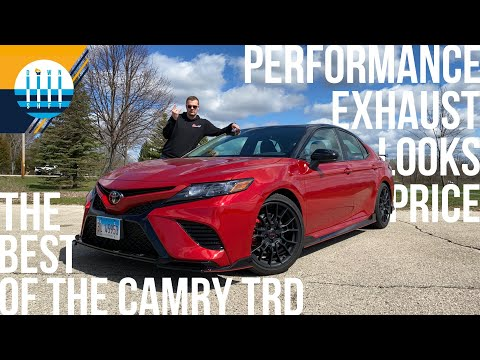 The 6 BEST things about the 2020 TOYOTA CAMRY TRD - [$31,000 Reliable Sports Car]