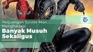 Film Spider Man 3 Sekuel Ketiga dari Trilogi Spider Man yang Dibintangi Tobey Maguire