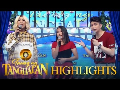 Tawag ng Tanghalan: Vice says not everyone who's in a relationship is happy