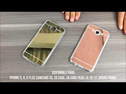Funda Magica Tipo espejo para Moviles Samsung Galaxy