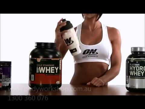ON Optimum Nutrition 100% Gold Standard Whey Prtoein - BodyWorkshop.com.au