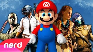 The 2017 Gaming Rap Up   #NerdOut   The Best Games of 2017