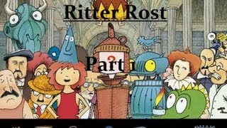 Lets Play Ritter Rost Part 1 Ein EXTREM toller Film!