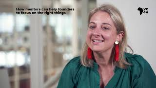 How mentors can help founders to focus on the right things