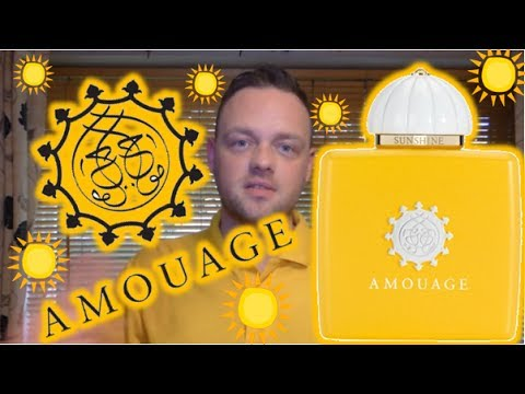 "Amouage ""Sunshine Woman"" Fragrance Review"
