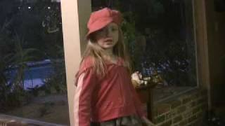 6 year old sings Tempted by Duran Duran