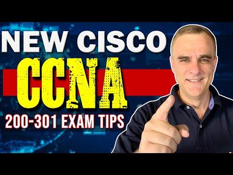 My CCNA 200-301 exam experience: Tips & Tricks - YouTube