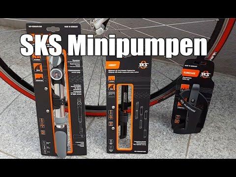 SKS Minipumpen INJEX und Airboy