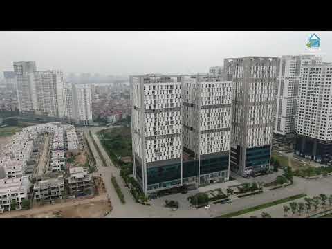 Một góc khu đô thị Tây Hồ Hà Nội