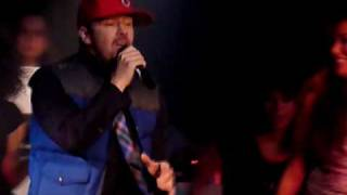 I Got It Donnie Wahlberg ft.Aubrey O'Day live 11/11/09 Columbus,Oh Pt.2
