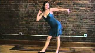 Blues Booty Moves - Blues Dance Lesson, Sharon Davis #1383