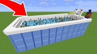 Я закрыл 100 игроков в ванной