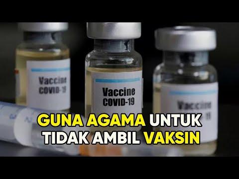 Haruskan mereka yang enggan mengambil vaccine dinafikan bantuan dari kerajaan?