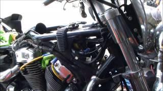Changing your Anti-Freeze 1997 Honda VT1100C2