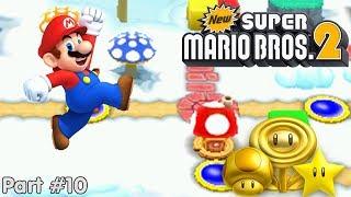 Slim Plays New Super Mario Bros  2 - #9  Play Ball! - Most
