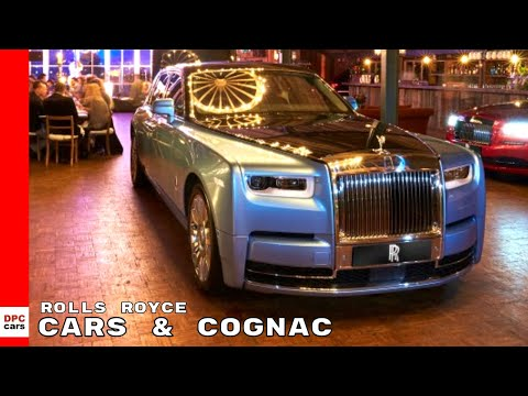 Cars & Cognac Meet By Rolls Royce