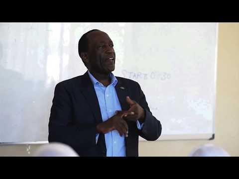 Future STEM Business Leaders: Dr George Mulamula