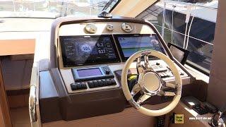 2015 Beneteau Monte Carlo 5 Motor Yacht - Walkaround - 2015 Montreal In Water Boat Show