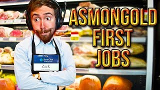 Asmongold First Jobs Before Twitch & YouTube (Story Time)