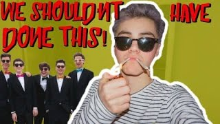 AN O2L BACHELOR PARTY!