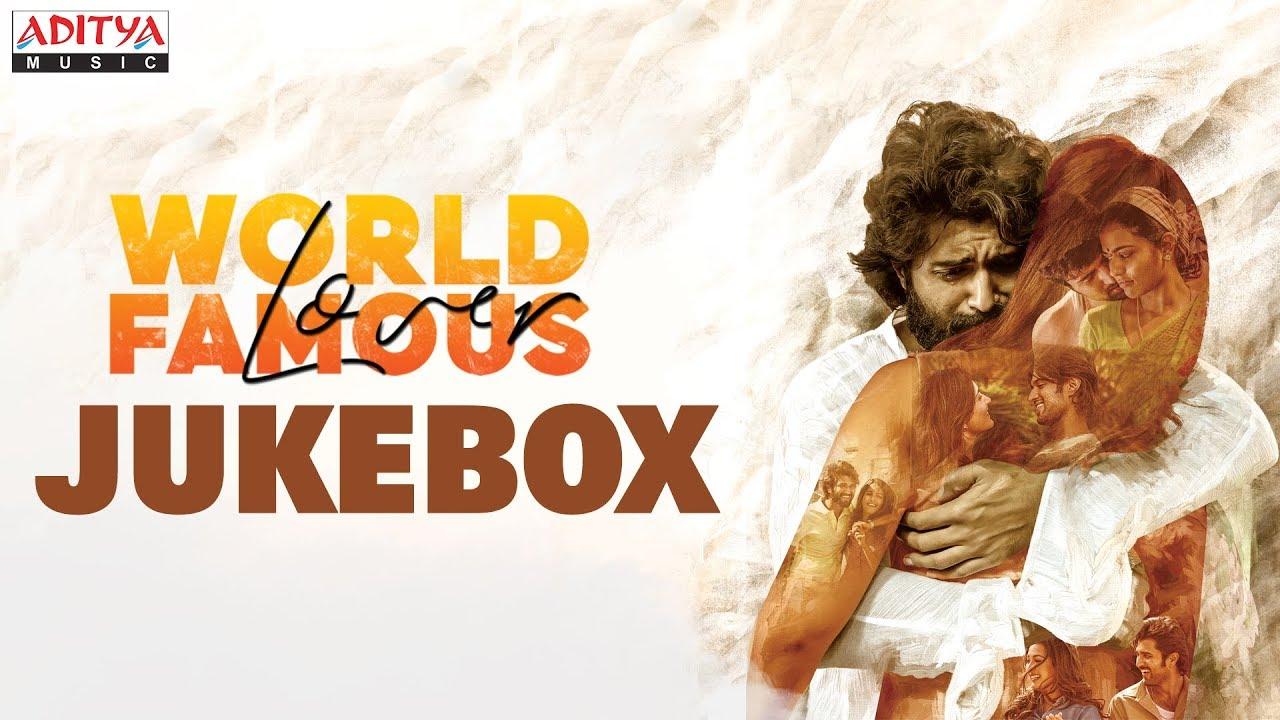World Famous Lover Jukebox
