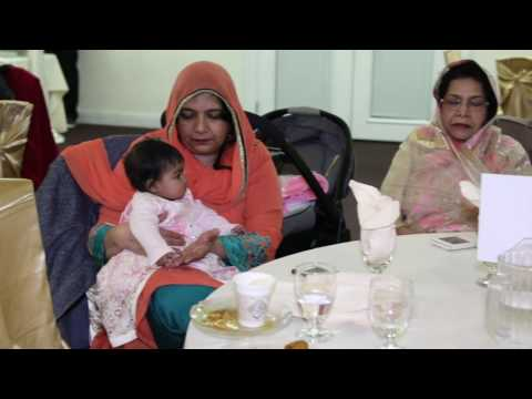 Maryam's Aqiqa ( Naming Ceremony) Full Video Mp3