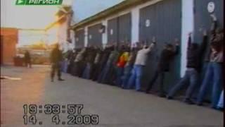 СТРЕЛКА В СТИЛЕ 90Х БОЛЕЕ СТА ЧЕЛОВЕК БЫЛИ ЗАДЕРЖЕНЫ