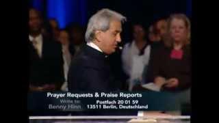 Бенни Хинн. Это твой день! Двойное помазание-1. 2012.