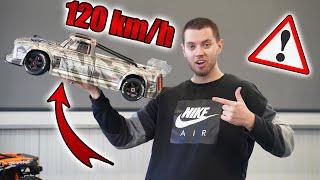 699€ RIESEN RC AUTO fährt über 120 KM/H! - Arrma Infraction 6s v2 im Test!