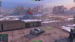 Wot Blitz: апнули Stug III - новая имба 5 уровня