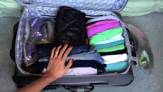 How to Organize Your Travel Bag