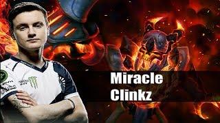 Dota 2 Stream: Liquid Miracle playing Clinkz