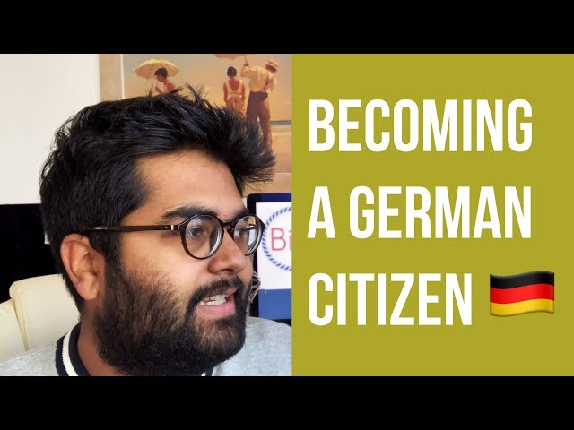 About Becoming a German citizen 🇩🇪