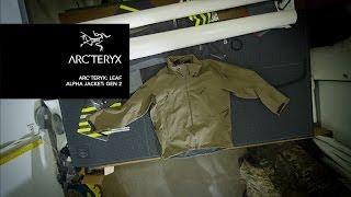 Arc'teryx LEAF...