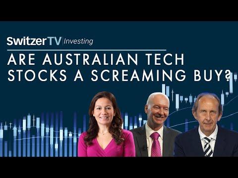 Are Australian tech stocks a screaming buy? | Ep 24 | SwitzerTV: Investing