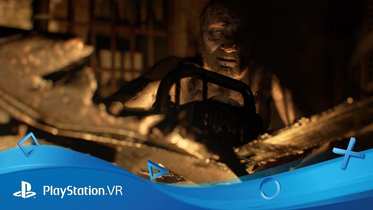 Vivi l'orrore di Resident Evil 7 biohazard, disponibile su PS4